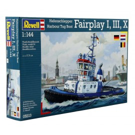 Harbour Tug Boat Fairplay