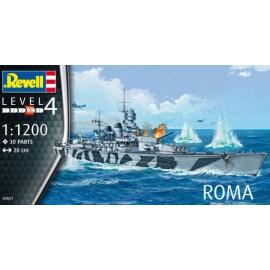 Battleship ROMA