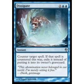 Dissipate (Duel Decks: Izzet vs. Golgari)