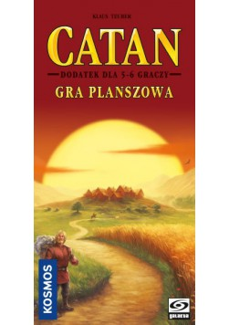 Catan - Rozszerzenie dla 5-6 graczy