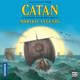 Catan -  Morskie Legendy