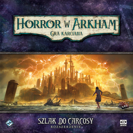 Horror w Arkham LCG: Szlak do Carcosy [PL]