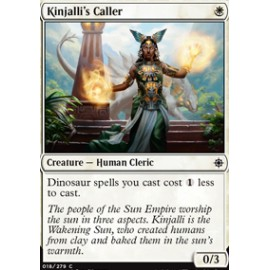 Kinjalli's Caller