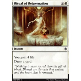 Ritual of Rejuvenation