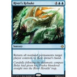 River's Rebuke