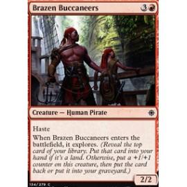 Brazen Buccaneers