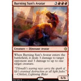 Burning Sun's Avatar