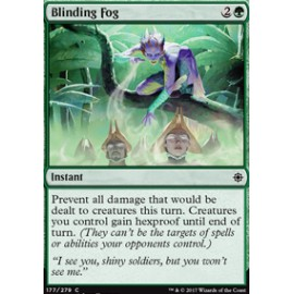 Blinding Fog