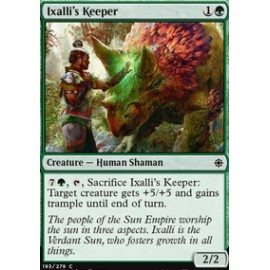 Ixalli's Keeper