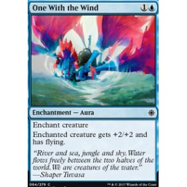One With the Wind FOIL