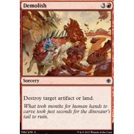 Demolish FOIL