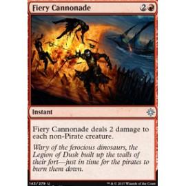 Fiery Cannonade FOIL