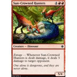 Sun-Crowned Hunters FOIL