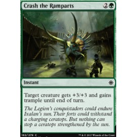 Crash the Ramparts FOIL
