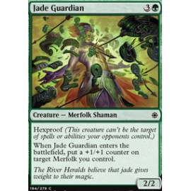 Jade Guardian FOIL