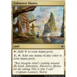 Unknown Shores FOIL