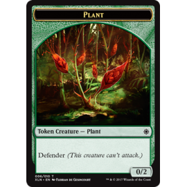Plant 0/2 Token 06 - XLN
