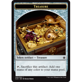 Treasure Token 08 - XLN