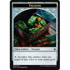 Treasure Token 09 - XLN