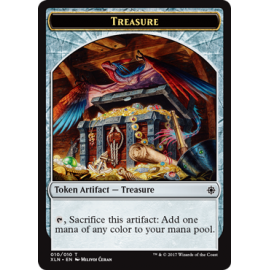 Treasure Token 10 - XLN