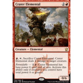 Crater Elemental