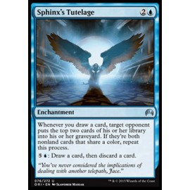 Sphinx's Tutelage