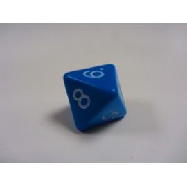 Kostka K8 - niebieska