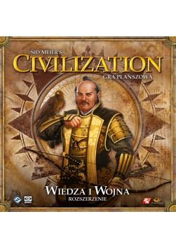 Sid Meiers Civilization: Wiedza i Wojna