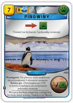 Terraformacja Marsa: Pingwiny