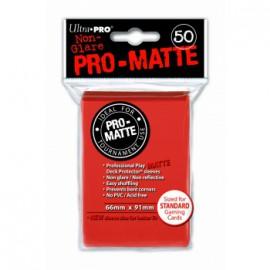 Koszulki PRO-MATTE Brzoskwiniowe 50 szt. - Ultra Pro
