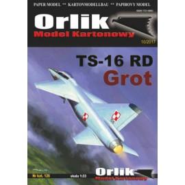 126. TS-16 RD Grot