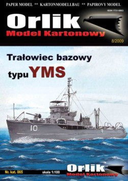 065. Trałowiec bazowy typu YMS
