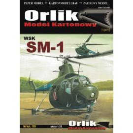 105. WSK SM-1 (MI-1)