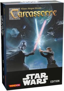 Carcassonne: Edycja Star Wars
