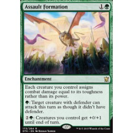 Assault Formation FOIL