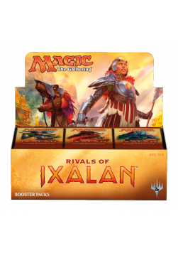 Booster Box Rivals of Ixalan
