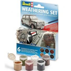 Weathering Set - zestaw 6 pigmentów