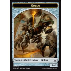 Golem 4/4 Token 04 - RIX
