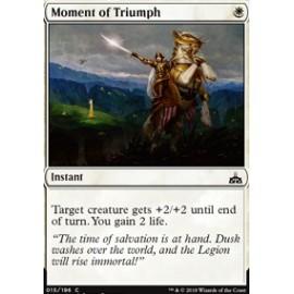 Moment of Triumph