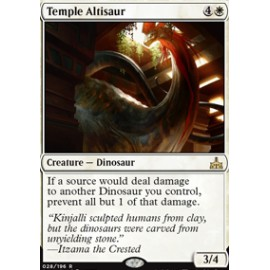 Temple Altisaur