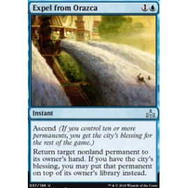 Expel from Orazca