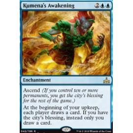 Kumena's Awakening