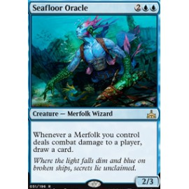 Seafloor Oracle