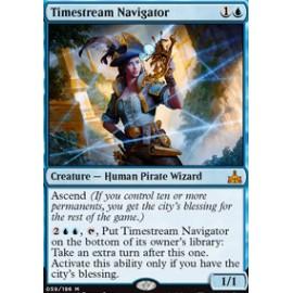 Timestream Navigator