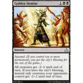 Golden Demise