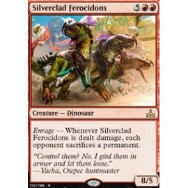 Silverclad Ferocidons
