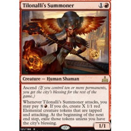 Tilonalli's Summoner