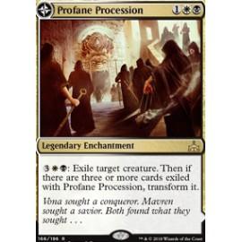 Profane Procession