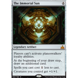 The Immortal Sun
