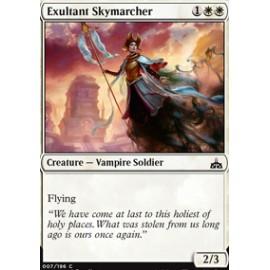 Exultant Skymarcher FOIL
